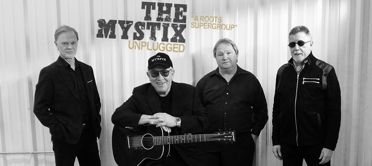 The Mystix - A Roots Supergroup